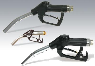 üzemanyagtöltő pisztoly működése