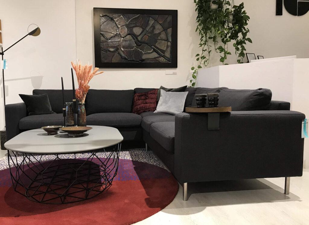 kanapé l alakú